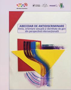 """În cadrul proiectului """"INTERSECT – Altfel despre discriminare"""", a apărut broșura """"Abecedar de antidiscriminare: Etnie, orientare sexuală și identitate de gen din perspectivă intersecțională"""" care este de acum disponibilă integral pe site-ul CRJ: https://www.crj.ro/.../01/Brosura-INTERSECT-Miniabecedar.pdf"""